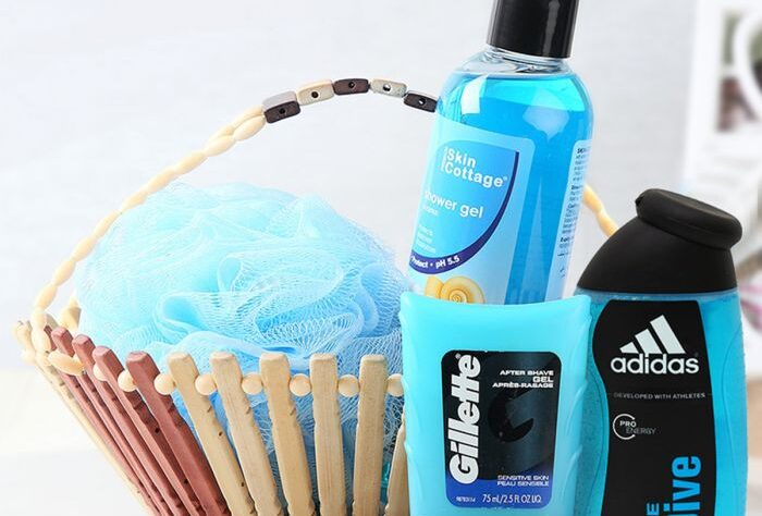 Men Bathing Hamper
